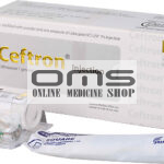 IM Injection Ceftron 1gm