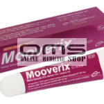 Cream Moovirex 300+100+40mg