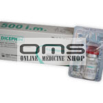 IM Injection Dicephin (500 mg)