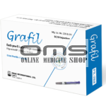 Injection Grafil Injectable Solution (30 MIU-.5 ml)