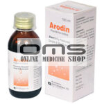 Mouth Wash Arodin 1% (1 gm-100 ml)