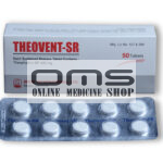 Tablet Theovent SR (400 mg)
