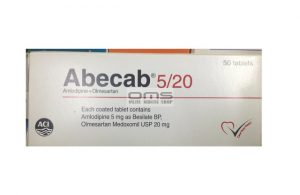 Abecab 5/20 Tablet