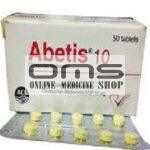 Abetis 10 mg Tablet