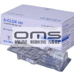 Injection A Clox 500 (500 mg-vial)
