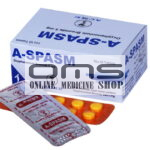 Tablet A Spasm (5 mg)
