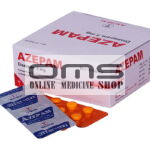 Tablet Azepam (5 mg)