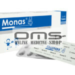 Tablet Monas 4 (4 mg)