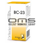 BC 23 Tablet - Dr. Reckeweg, Germany