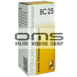 BC 25 Tablet - Dr. Reckeweg, Germany